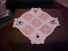 """My """"JMSQ"""" Qunique Patterns - Created By: Jeanarie: Teddy Go Round"""