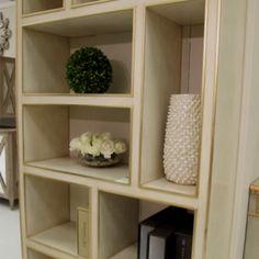 Liked the idea of conturing each shelf