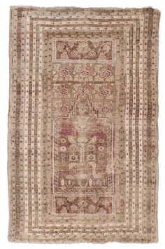 Ghiordes Antique Rug from Woven Accents