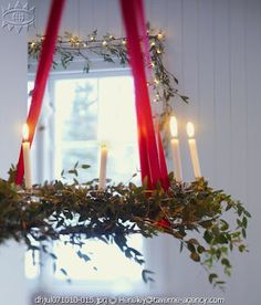 Sanctuary: Friday Inspiration - a Norwegian Christmas home