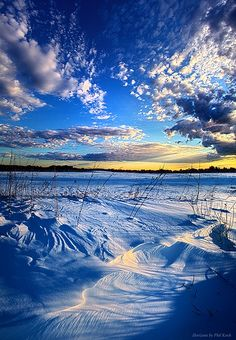 Between Then and Now | Wisconsin Horizons by Phil Koch.