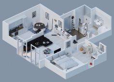 http://www.home-designing.com/2013/08/apartment-designs-shown-with-rendered-3d-floor-plans                      3-D floor plans. I absolutely love- and enjoy the concept. Need to get this program soon!
