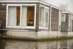 Amsterdam houses Las casas barco de Amsterdam
