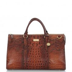 Brahmin Anywhere Weekender Tote  I dunno 'bout that but I could sure see it used as a over-size brief bag.