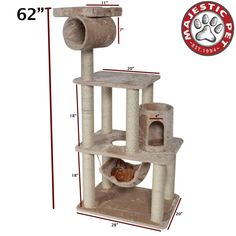 Cat Tree by Majestic Pet Products