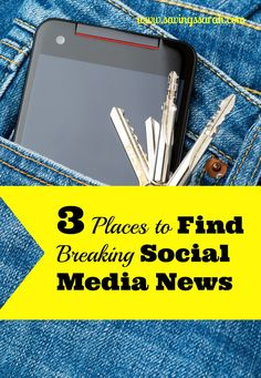 Staying on top of changes in social media outlets can be tough, but it so necessary for bloggers and other businesspersons. Here are 3 websites you will want to check out right away to keep you up-to-date on the ever changing social media landscape.