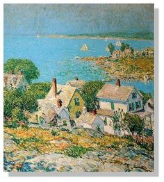 New England Kit by Childe Hassam