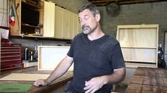 A Myakka City resident put his hobby to work and opened his own carpentry business, The Wooden Armory.