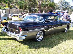 1956 Buick Roadmaster Sedan