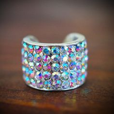 Iridescent bling for your #stethoscope Will be ordering a few of these for my stethoscope! So adorable!