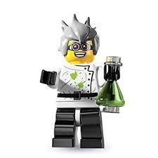 Kuvahaun tulos haulle lego halloween minifigures mad scientist