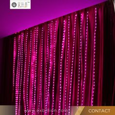 3m x 3m 300 LED Outdoor Party String Fairy Festival Wedding Curtain Light