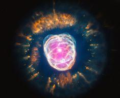 The Eskimo Nebula from Hubble and Chandra