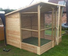 Give your rabbit the perfect home with our Rabbit Cage & Playhouse in the UK. We have a wide variety of Large & Bespoke Rabbit Hutches in the UK. Woodworking Bench, Woodworking Projects Plans, Woodworking Patterns, Woodworking Classes, Outdoor Rabbit Hutch, Rabbit Enclosure, Pigeon Loft, Bunny Hutch, Dogs