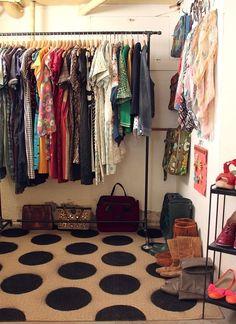 simple closet solution