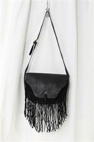 Show details for Jan Fringe Shoulder Bag