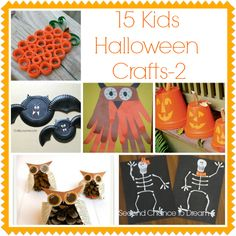 I like the owls and may do the q tip skeleton for class craft project.