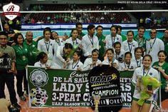 UAAP 76 Women's Volleyball Live Stream