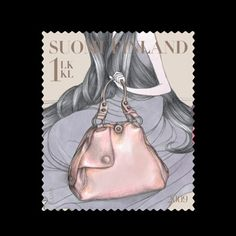 Lumi Stamp 2009 Old Letters, Envelope Art, Mail Art, Stamp Collecting, Illustration Art, Illustrations, Postage Stamps, Finland, Aurora Sleeping Beauty