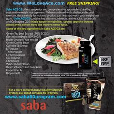 If you want smooth energy + appetite control + vitamins...get Saba ACE G2 supplements. You will LOVE them. I feel AMAZING! Click this pic to get yours with FREE SHIPPING!  http://WeLoveAce.com   Terri McClellan  713-882-5869