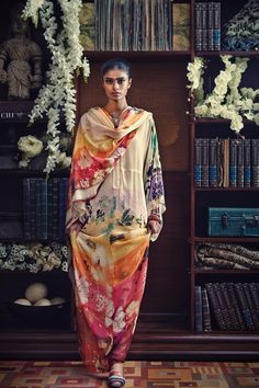 Tarun Tahiliani | Spring Summer 2013 by Ashish Shah, via Behance