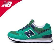 Zapatos 2013 de los hombres genuinos / NewBalance, zapatillas ML574NTO/NBR/NCL/NIN