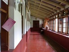 Inside the chapter house. Photo by Hadrian Mar Elijah Bar Israel.