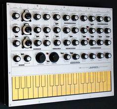Ken MacBeth Intros The New MacBeth Elements Analog Synthesizer