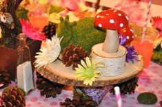 Juliana's 6th Enchanted Fairy Celebration | CatchMyParty.com