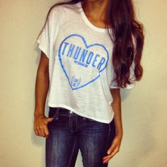 Thunder Love tops by YOStees on Etsy, $20.99