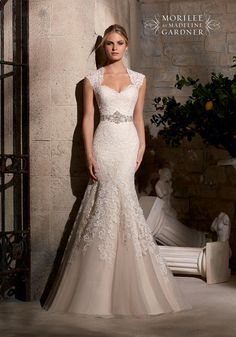 Mori Lee Bridal Wedding Dresses Photos on WeddingWire