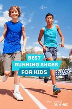 The Best Running Shoes for Kids in 2020