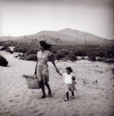 ©Bernard Plossu - Almeria - 1990