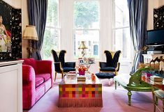 NYCEILING.COM - News & Articles - The eclectic style: where your diverse tastes come together