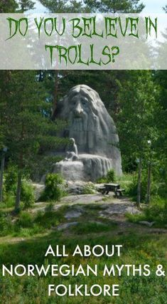 Do you believe in trolls? Click through to read everything you need to know about Norwegian myths and folklore!