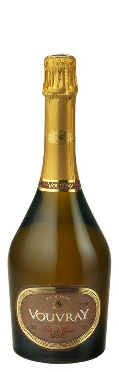 Vouvray Tête de Cuvée Brut 2012 kuohuviini laadukas testivoittaja hs.fi 5/5 15,90