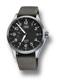 @oris Big Crown ProPilot GMT. A WatchTime review- 5 Oris Watches Under $2,500. http://www.watchtime.com/wristwatch-industry-news/watches/affordable-oris-5-oris-watches-under-2500/ #watchtime #oris