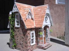 Final photo: exterior side - Orchid - Gallery - The Greenleaf Miniature Community