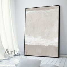 Large Original Wave Abstract Painting, Knife Painting, White Wave Canvas Painting, Modern Decor Oil 3d Painting On Canvas, Large Canvas Art, Knife Painting, Diy Painting, Watercolor Painting, Neutral Art, Beige Art, Abstract Wall Art, Abstract Paintings