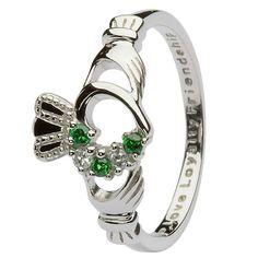 So pretty...Luck of the Irish!! ;)