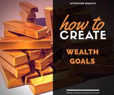 How to Create Wealth Goals Wealth Creation, Personal Development, How To Make Money, Goals, Learning, Create, Abundance, Luxury Cars, Blogging