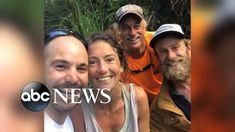 Hiker missing for 2 weeks in Hawaii found alive l ABC NEWS Abc News, New Work, Hawaii, Politics, Amanda, Hawaiian Islands