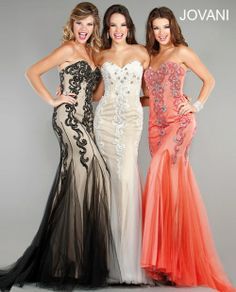 You would kill this style dress!! Jovani 3425