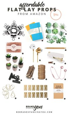 Pinned from Brand Spanking You Flat Lay Photography, Photography Branding, Product Photography, Photography Tips, Clothing Photography, Flat Lay Inspiration, Prop Styling, Flat Lay Styling, Flat Lay Photos