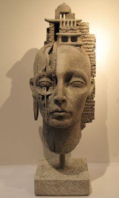 Sculptures by Gaelle Weissberg (Gaëlle Weissberg).