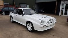 Opel Manta 400 with a Inline-Six Engine Swap, Car Engine, Inline, Rally, Engineering, Cars, Vehicles, Bed Covers, Autos