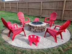 My AWESOME DIY fire pit project!