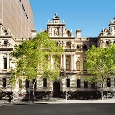 Supreme Court of Victoria - Court of Appeal – Open House Melbourne 2013