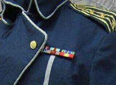Fashion // Officer