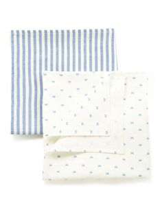 5 Pack Pure Cotton Assorted Muslin Cloths | M&S